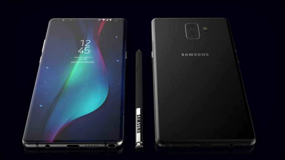 Galaxy Note 9 New